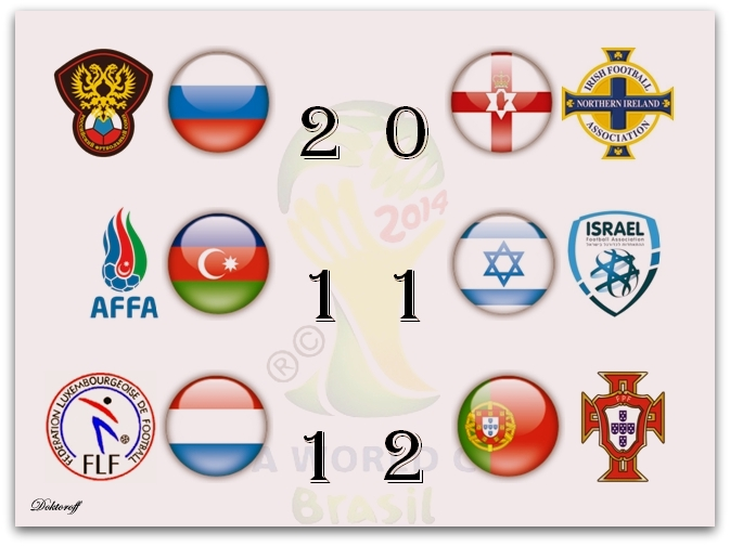 2014 отборочные матчи чм: