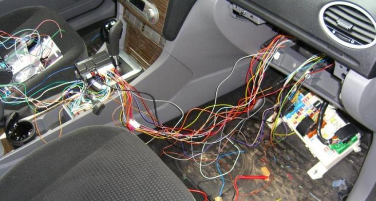Автозапуск своими руками форд фокус 2