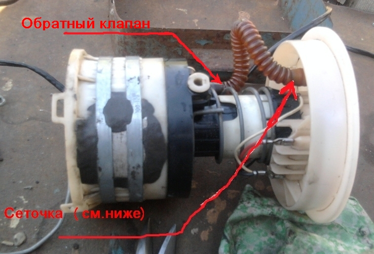 Фото №15 - клапан обратки ВАЗ 2110