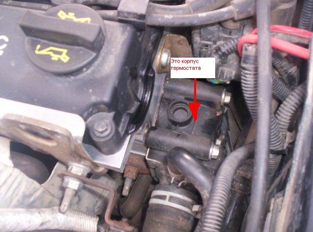 термостат для форд фокус 1