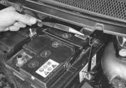 Зарядка аккумуляторной батареи - Форд Фокус 2.