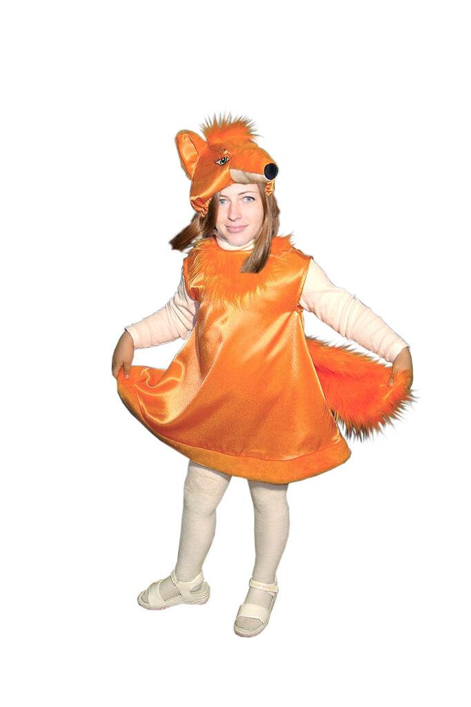 Лиса алиса фото костюм своими руками