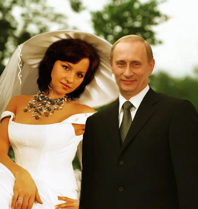 Звезды, мода, красота — Путин и кабаева поженились , фото 2014 ...