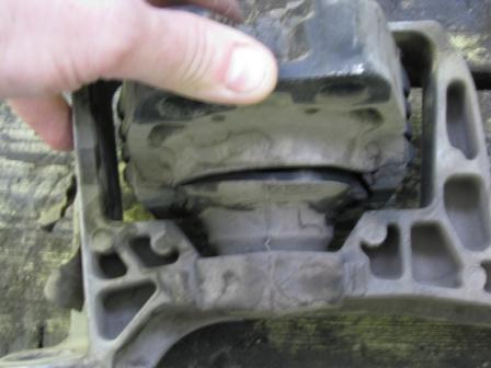 Передняя подушка двигатель форд фокус 2 6 фотография