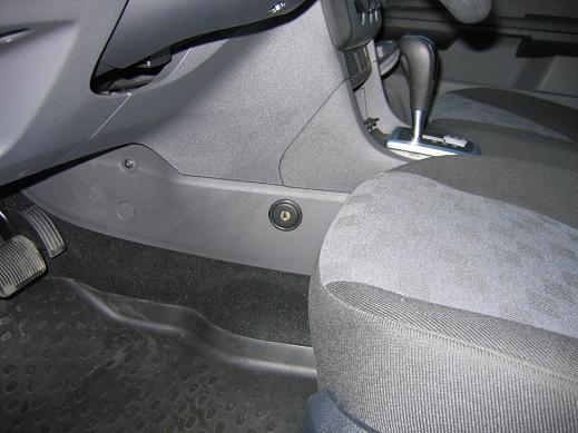 механическая защита на коробку передач skoda
