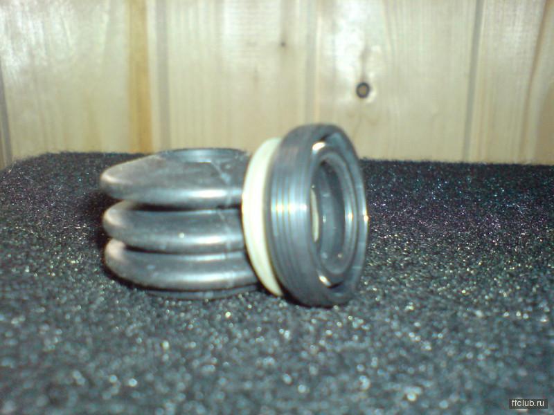замена сальника коробки передач ford sierra 2005