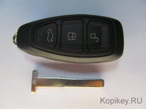 заменил мозги как прошить ключ ford