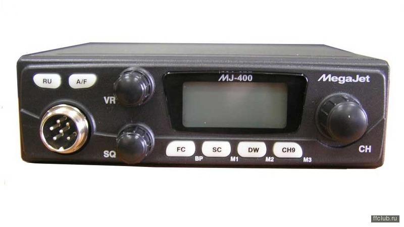 Установка CB-радиостанций - PCAVTO.com - Сертифицированный ...