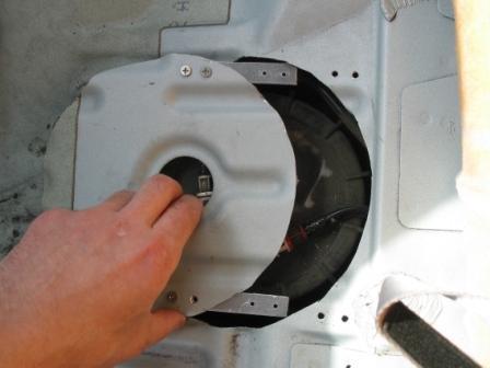 моторчик топливного насоса ford s-max 2006