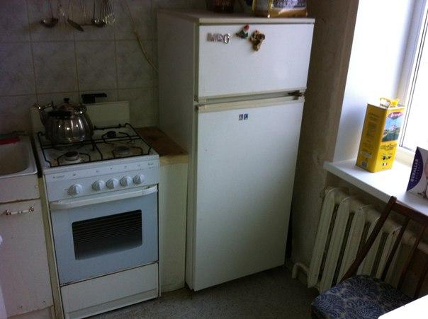 Ульяна Семеновна: можно ли ставить холодильник с газовой трубой как турнире могут