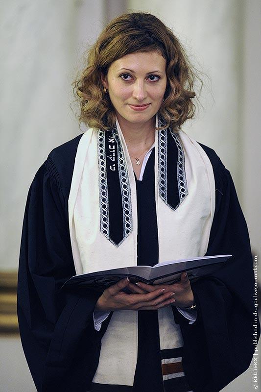 фото институт еврейских жен концу
