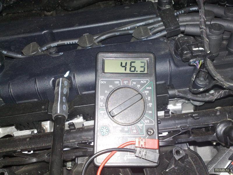 Диагностика / параметры / тесты / ошибки - Ford Focus 2