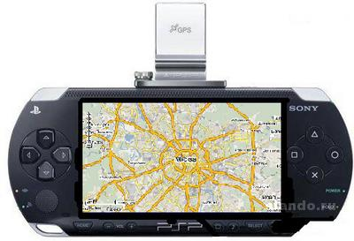 Gps Navigaciya Sony Psp Kurilka