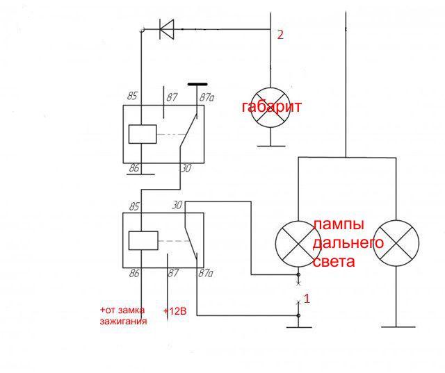 Как сделать фокус схема 827