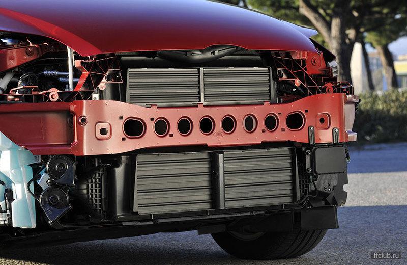avtomaticheskie zhalyuzi na kuga  benzin ford kuga